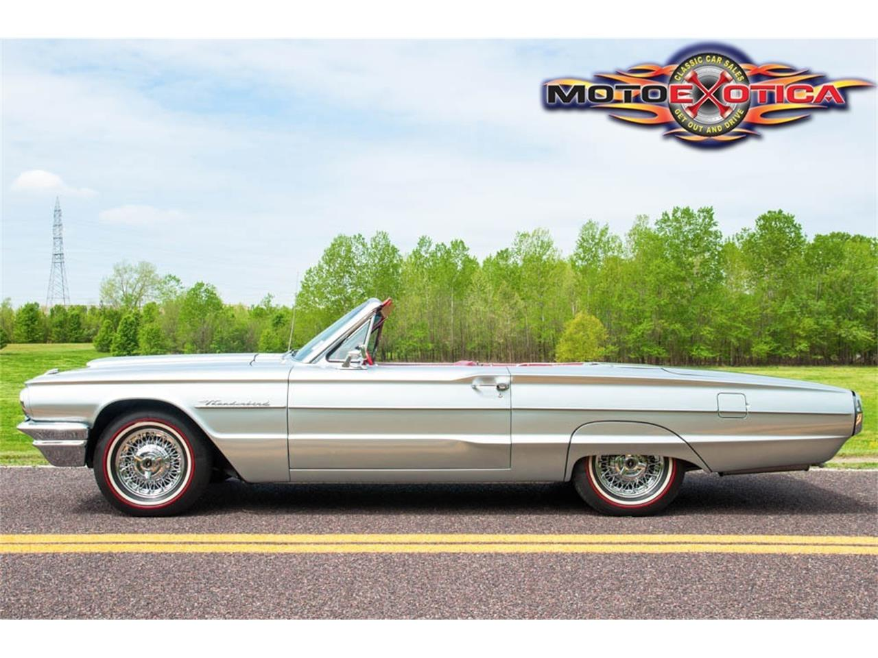 Large Picture of '64 Thunderbird - KH4Q