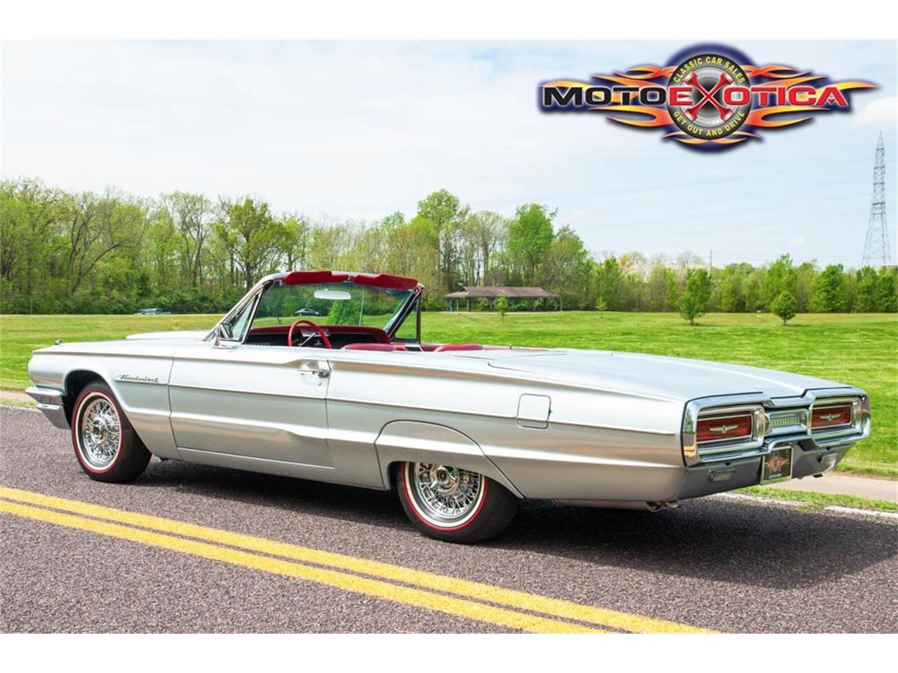 Large Picture of Classic '64 Thunderbird located in St. Louis Missouri - $50,900.00 - KH4Q
