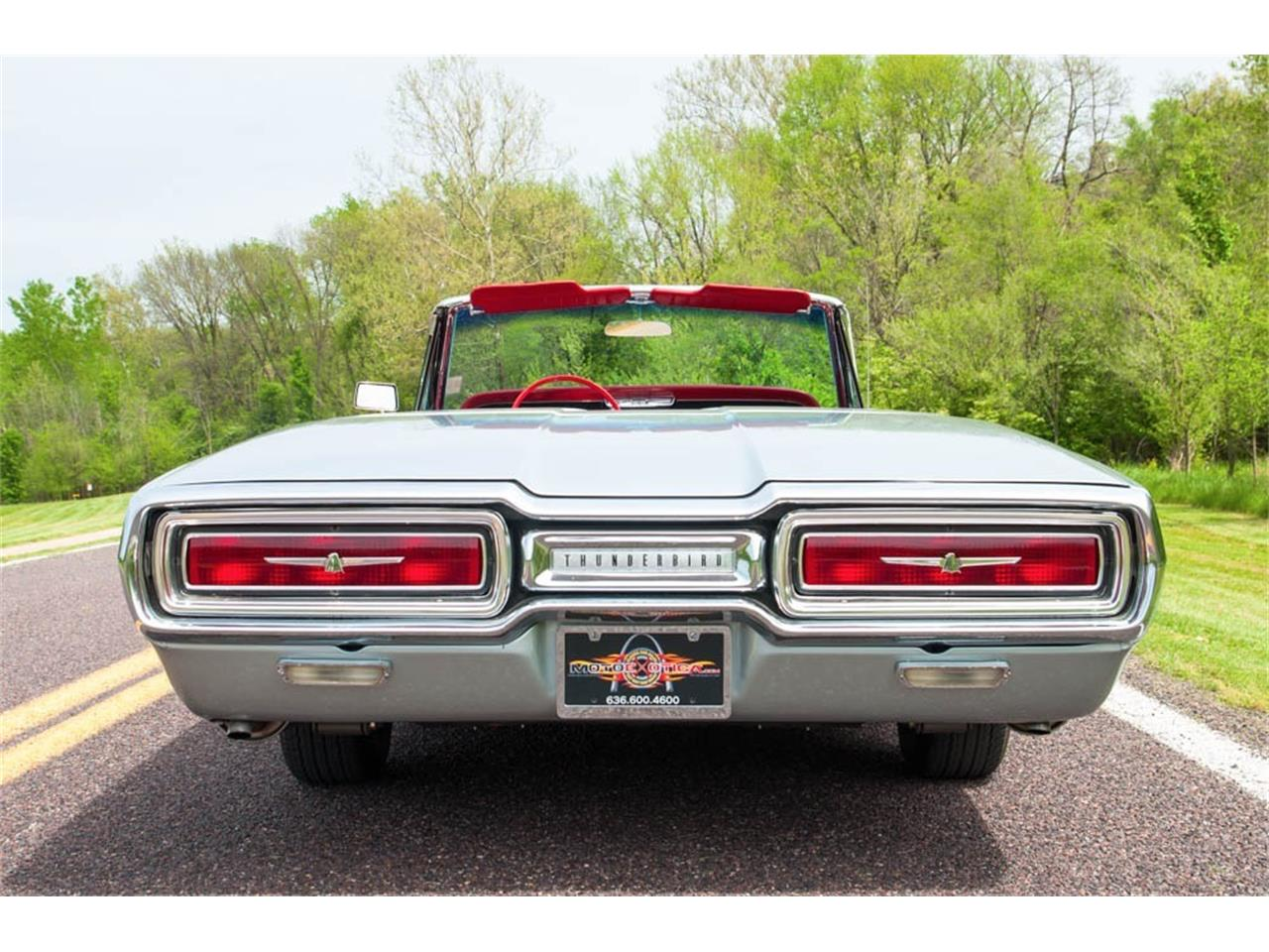 Large Picture of 1964 Thunderbird - $50,900.00 Offered by MotoeXotica Classic Cars - KH4Q