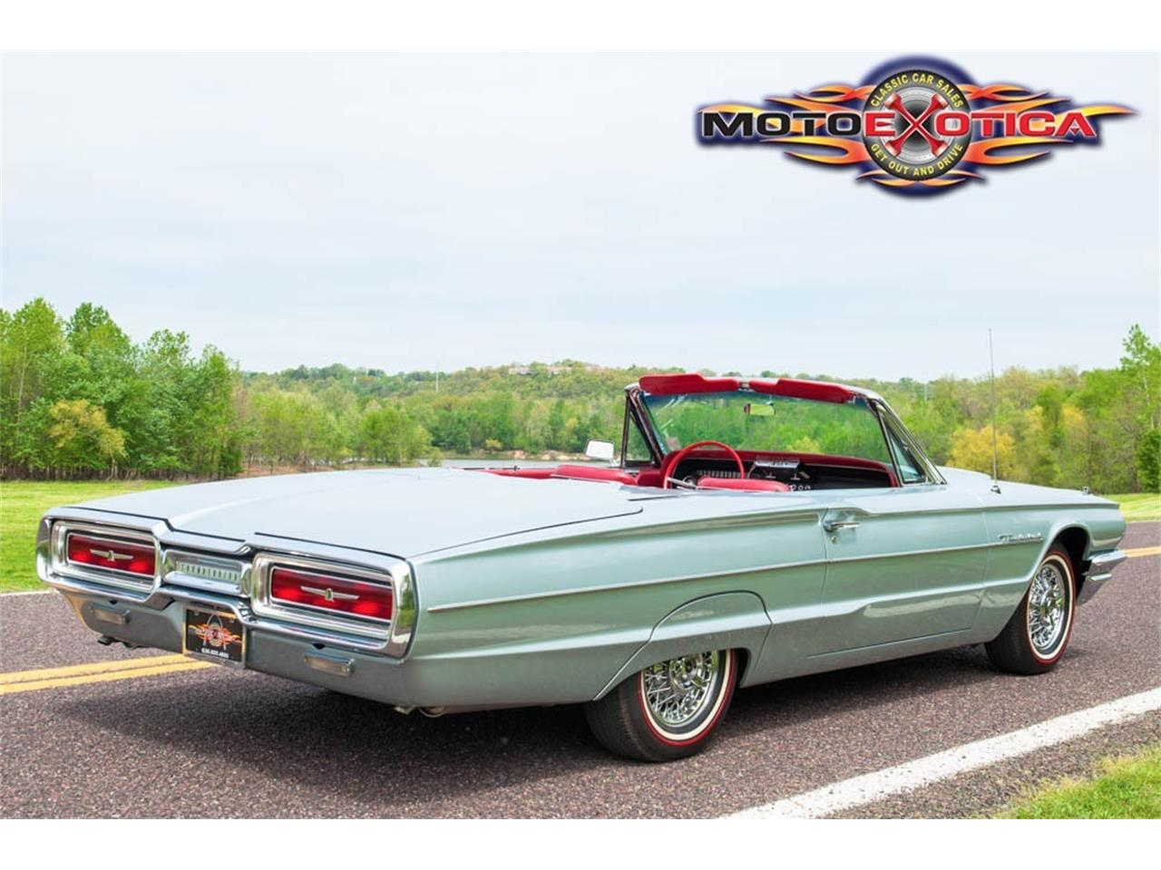 Large Picture of Classic '64 Ford Thunderbird located in St. Louis Missouri - $50,900.00 Offered by MotoeXotica Classic Cars - KH4Q