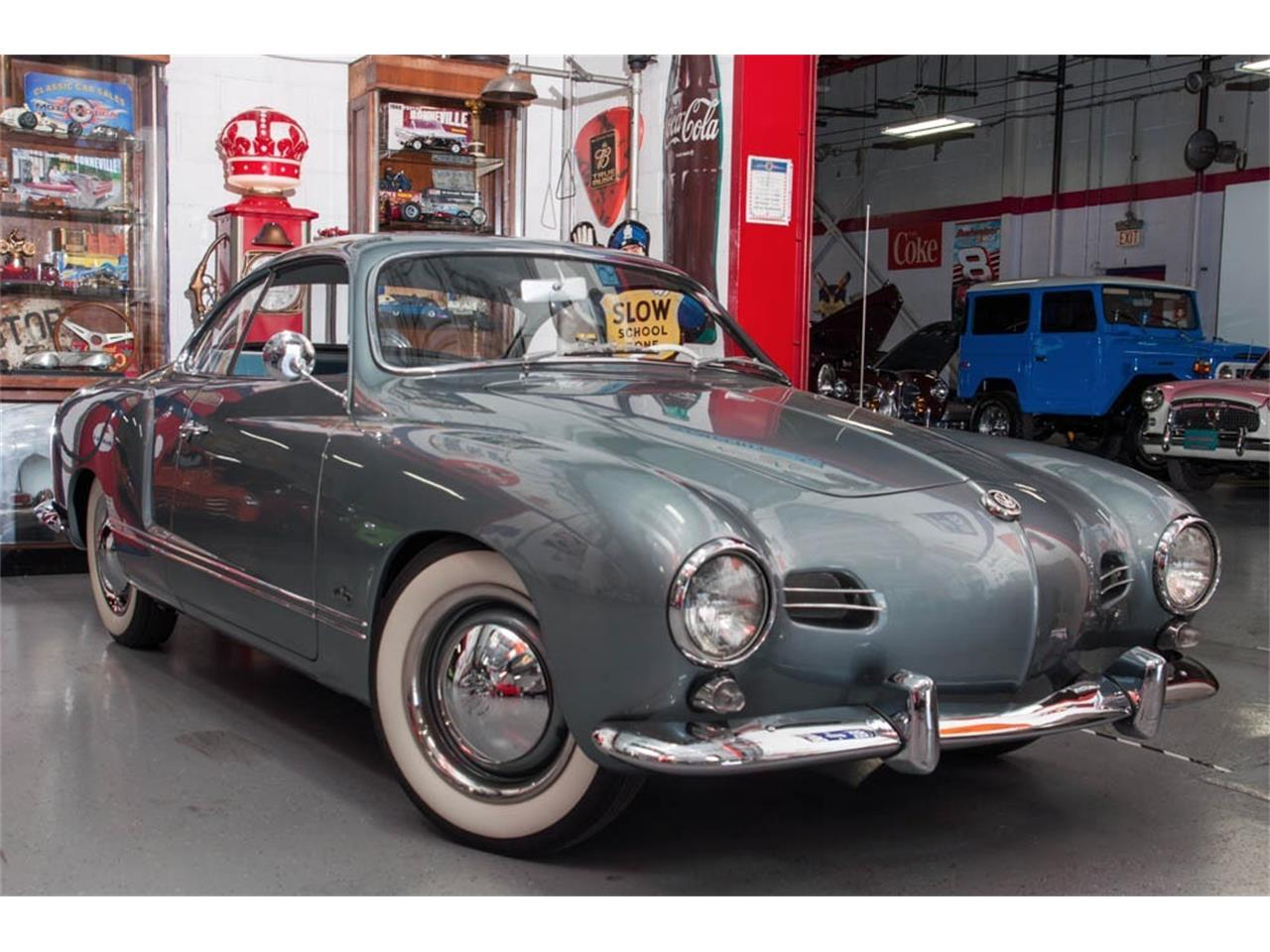 1957 Volkswagen Karmann Ghia For Sale Classiccars Com Cc 955324
