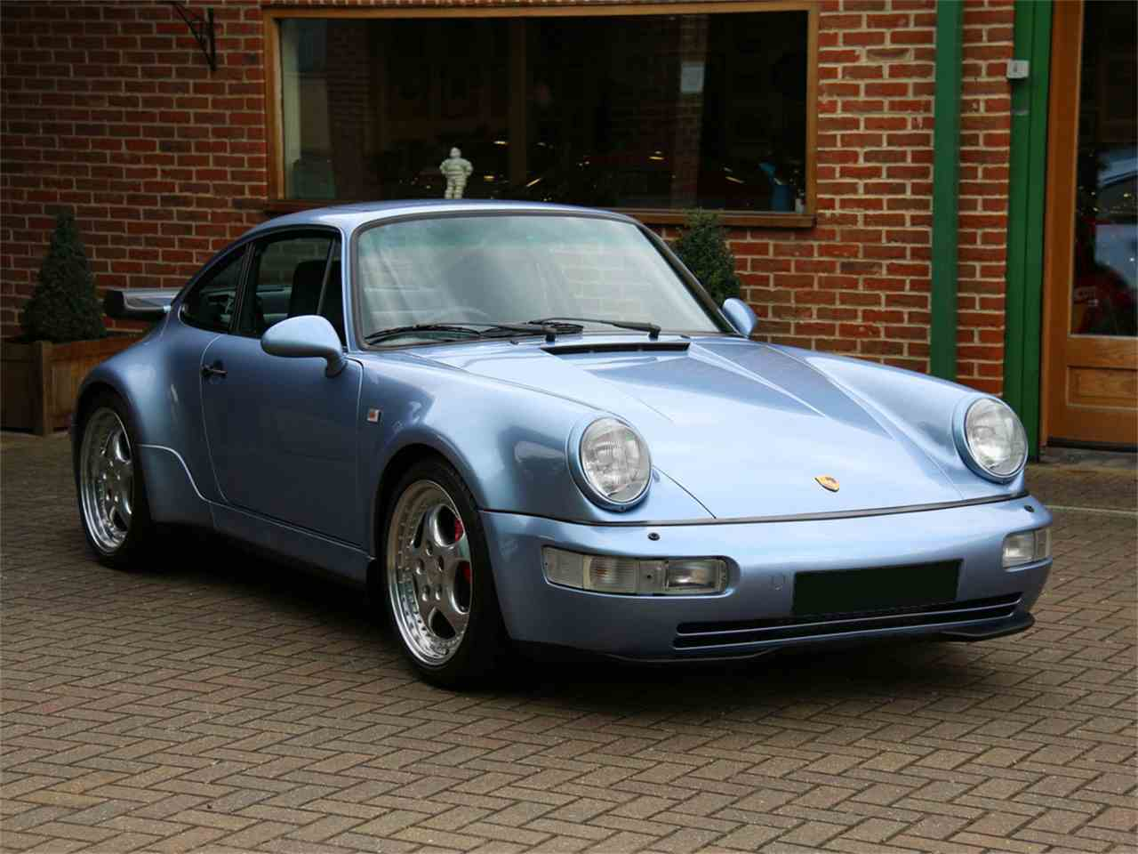 Large Picture of '94 Porsche 911 Type 964 Turbo 3.6 RHD Offered by JD Classics LTD - KH4U