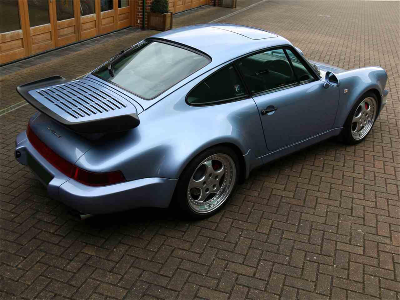 Large Picture of '94 Porsche 911 Type 964 Turbo 3.6 RHD located in Maldon, Essex  Auction Vehicle Offered by JD Classics LTD - KH4U