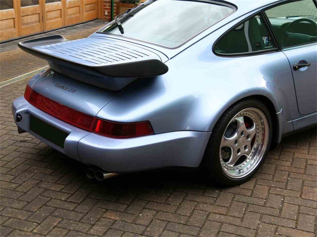 Large Picture of '94 911 Type 964 Turbo 3.6 RHD located in  Auction Vehicle Offered by JD Classics LTD - KH4U