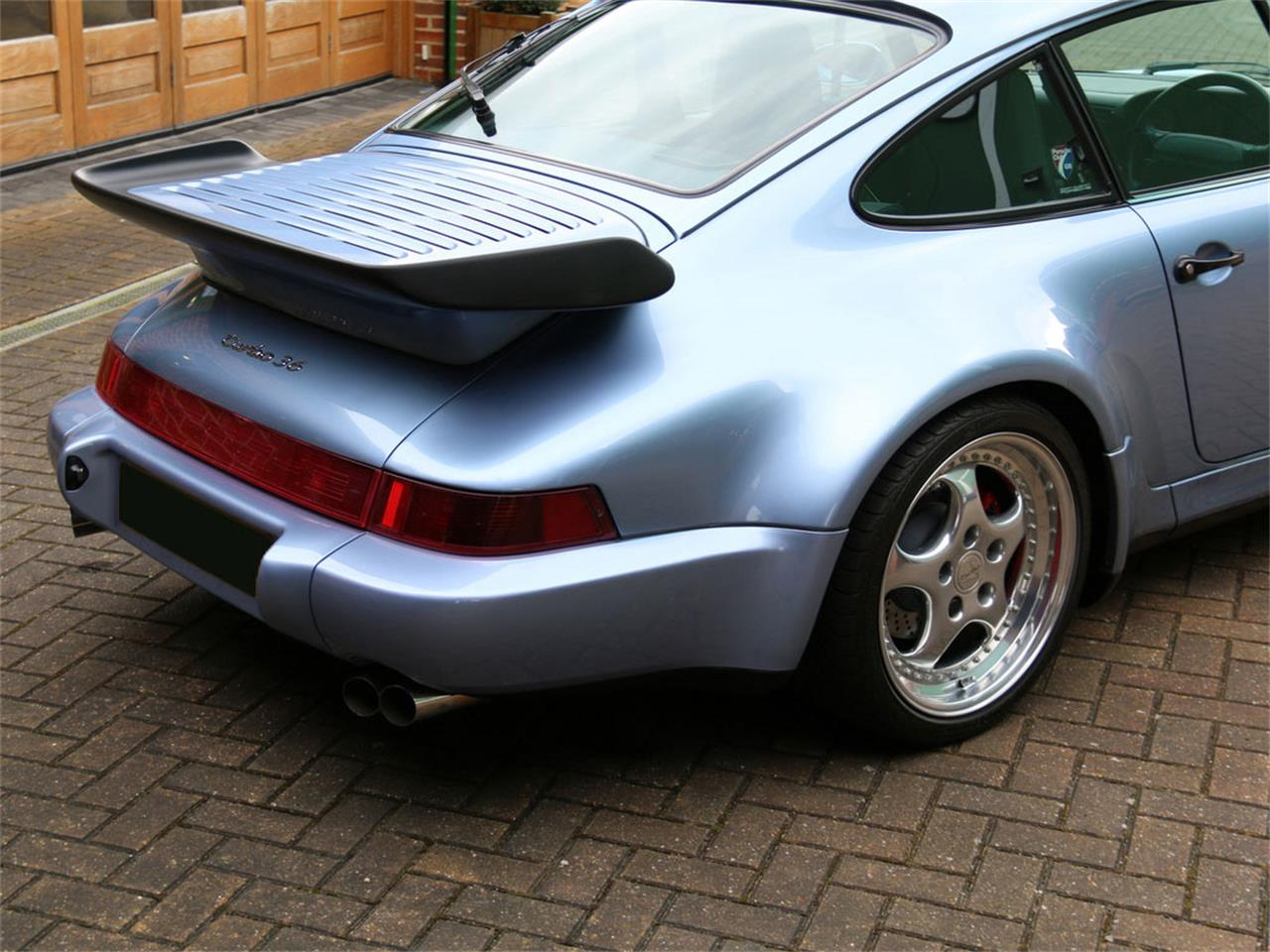 Large Picture of '94 911 Type 964 Turbo 3.6 RHD - KH4U