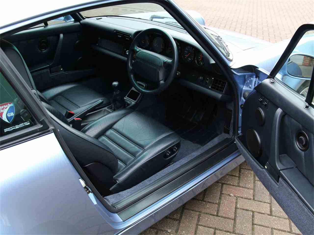 Large Picture of 1994 Porsche 911 Type 964 Turbo 3.6 RHD located in  - KH4U