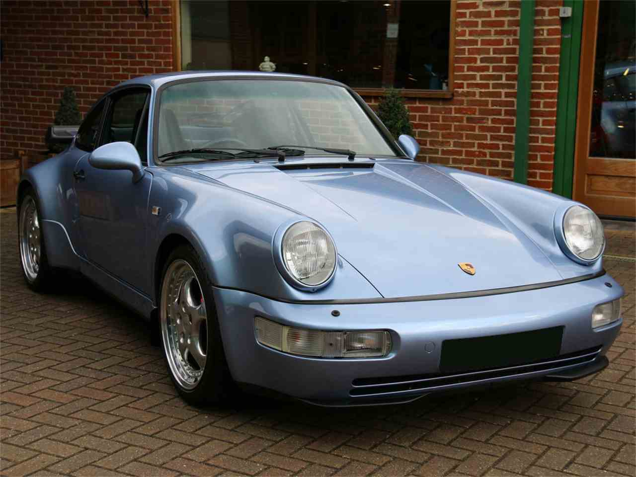 Large Picture of '94 Porsche 911 Type 964 Turbo 3.6 RHD Auction Vehicle - KH4U
