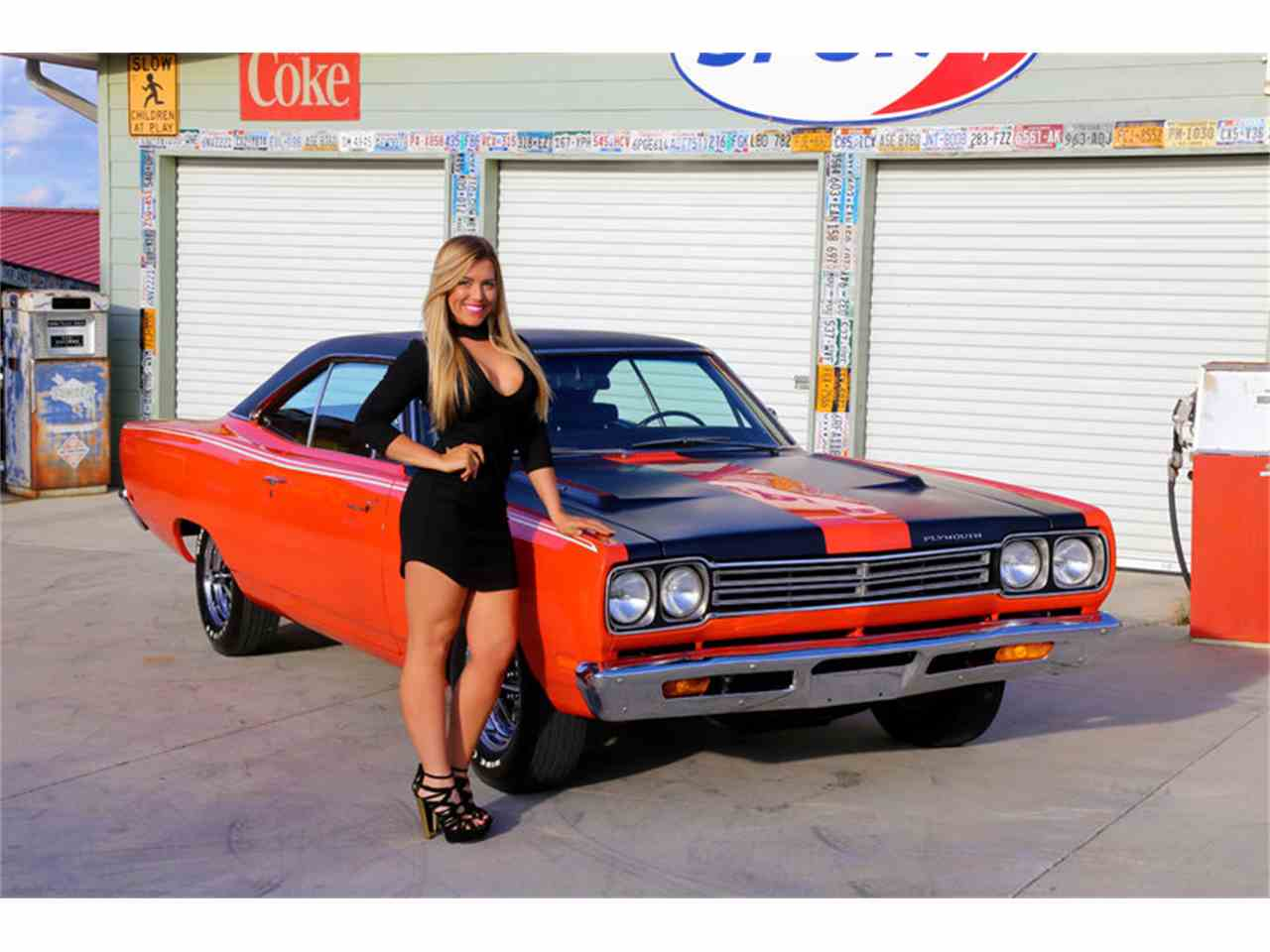1969 Plymouth Road Runner For Sale Classiccars Com Cc