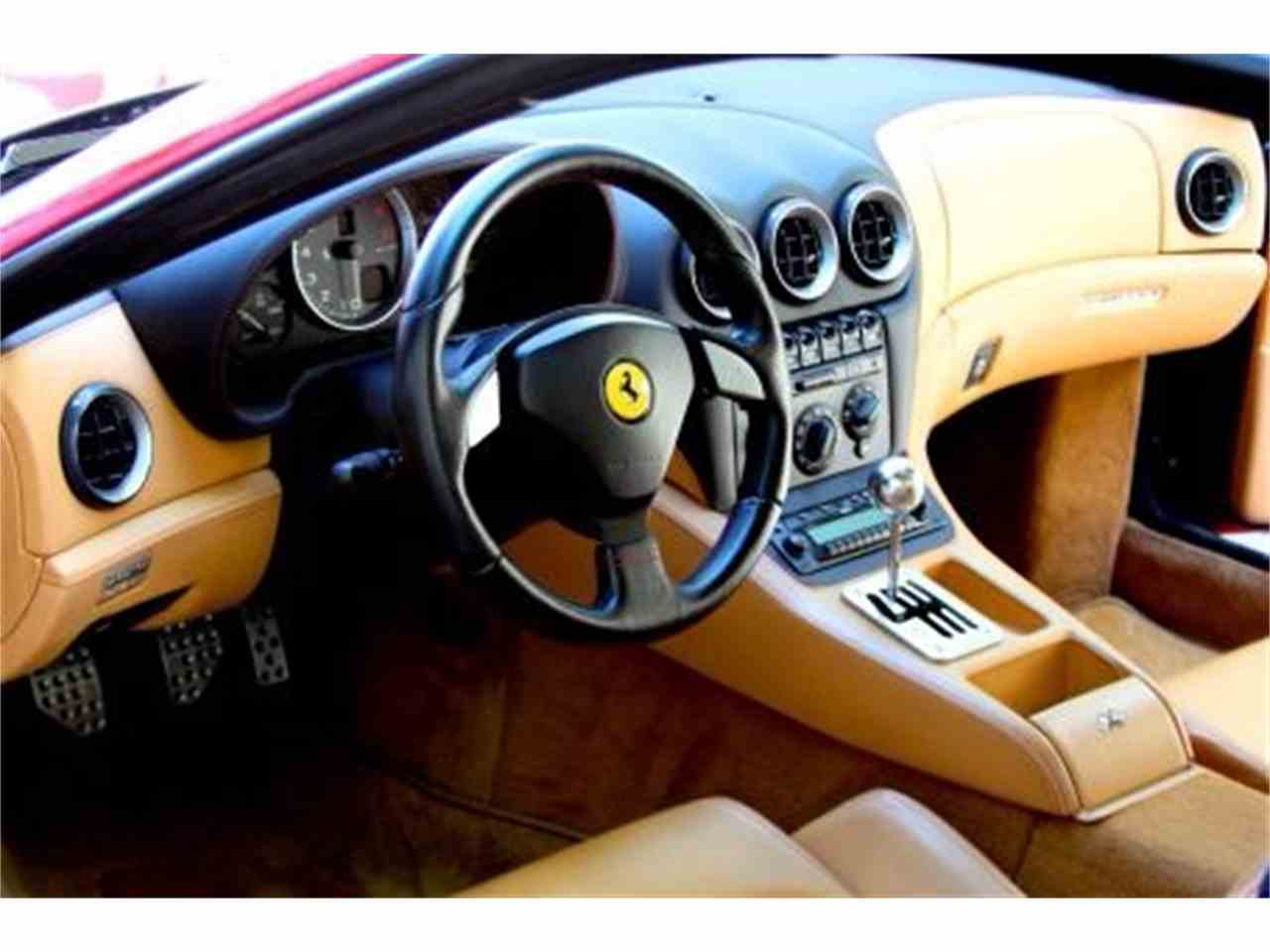 Large Picture of 2003 Ferrari 575 Maranello Offered by Gullwing Motor Cars - KH6P