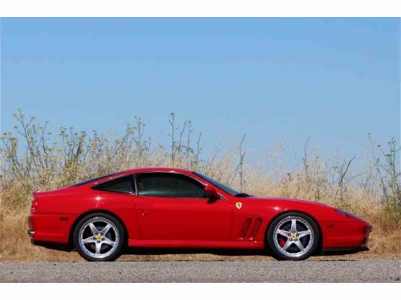 Large Picture of '03 Ferrari 575 Maranello located in New York - $267,500.00 Offered by Gullwing Motor Cars - KH6P