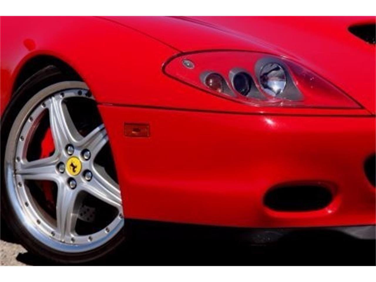 Large Picture of '03 575 Maranello - KH6P