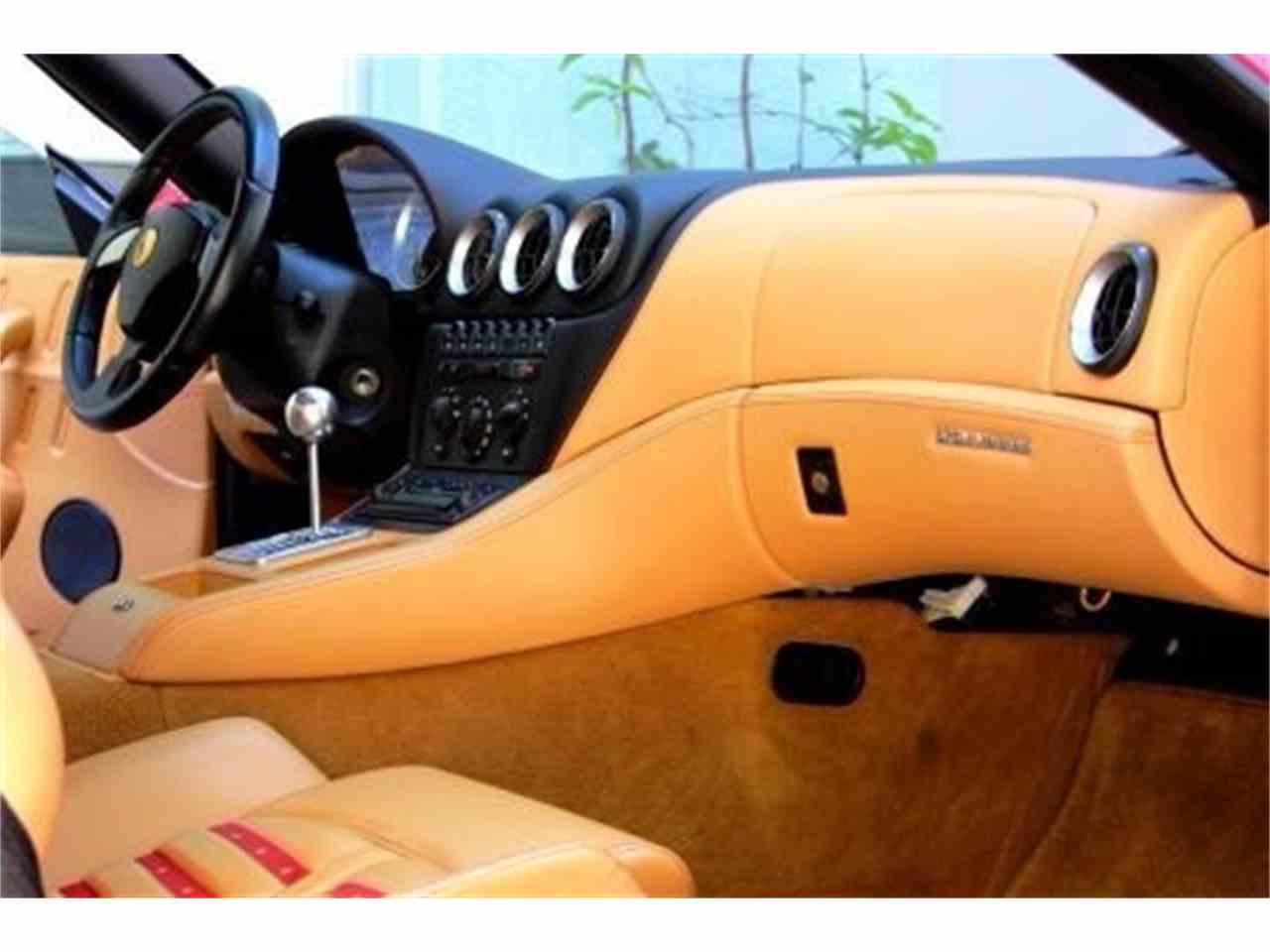 Large Picture of '03 Ferrari 575 Maranello Offered by Gullwing Motor Cars - KH6P