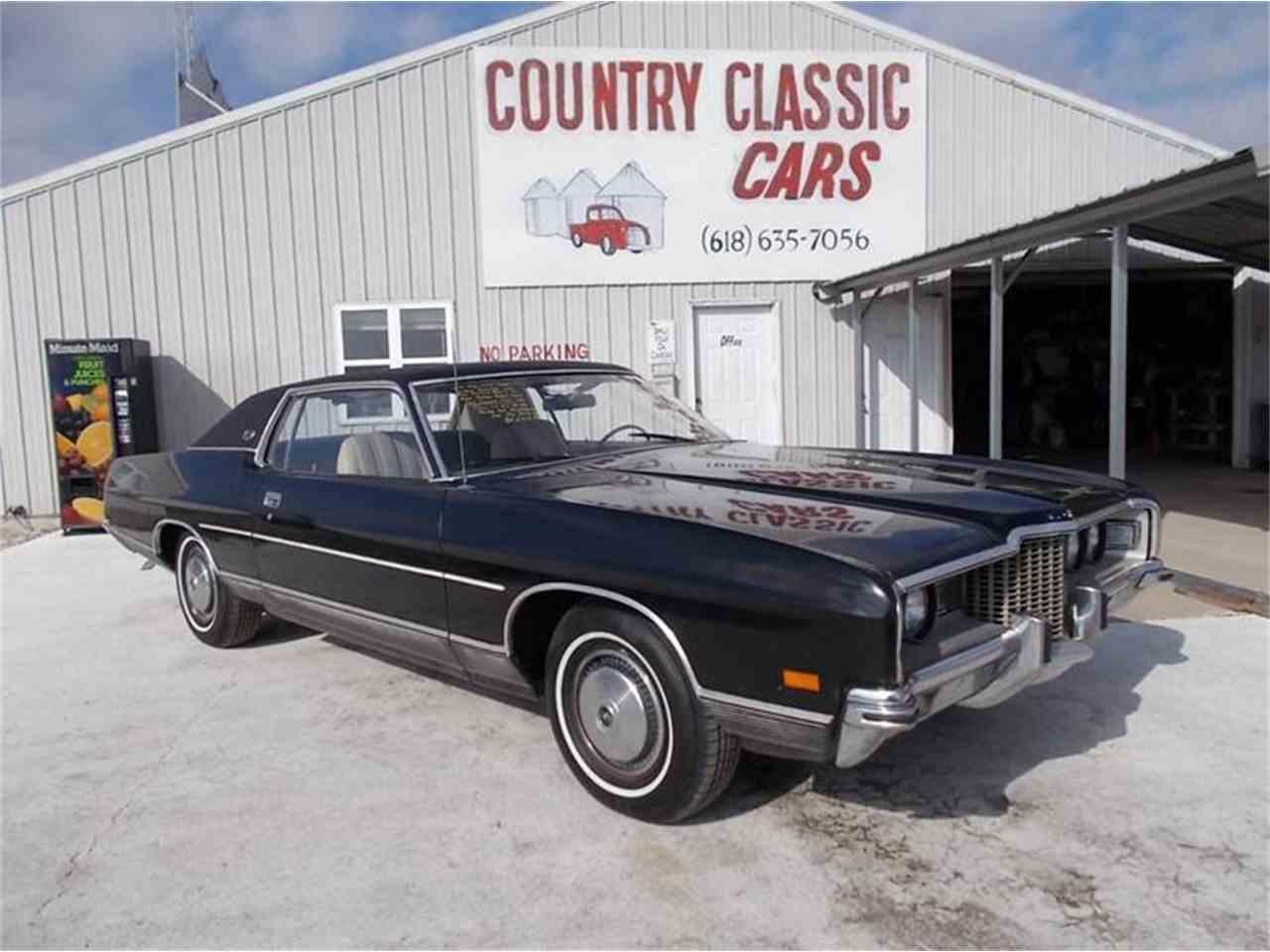 1971 Ford LTD for Sale | ClassicCars.com | CC-955452