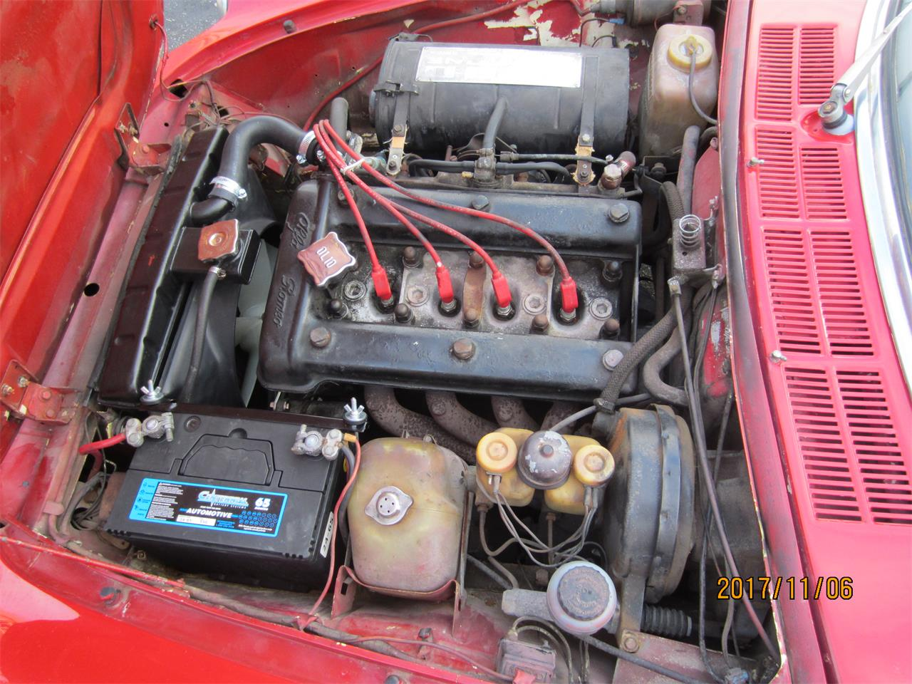 Large Picture of '74 Spider - KDG3