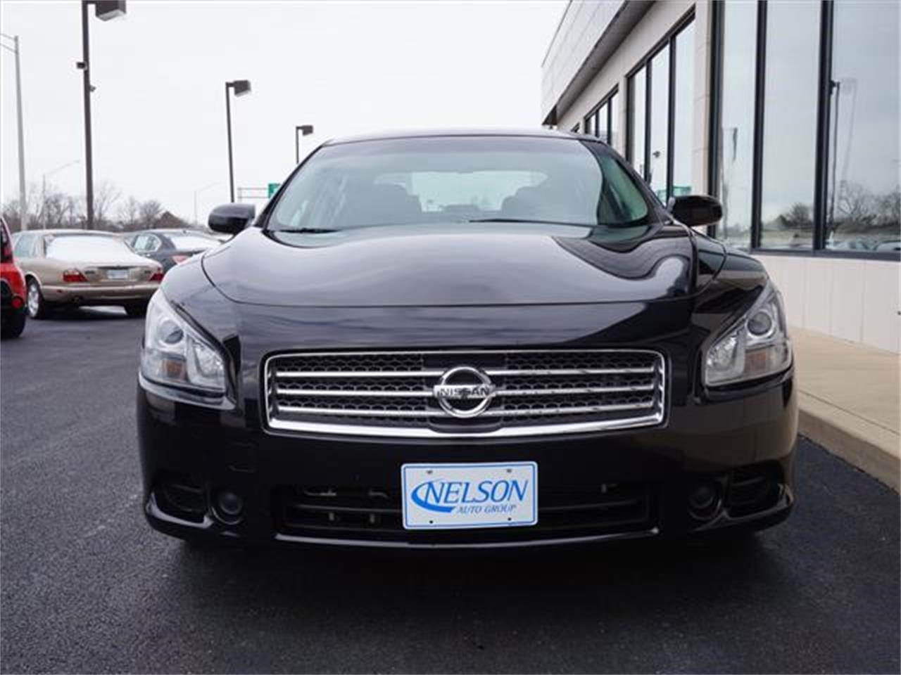 Large Picture of '10 Nissan Maxima located in Marysville Ohio - $9,999.00 Offered by Nelson Automotive, Ltd. - KHAD