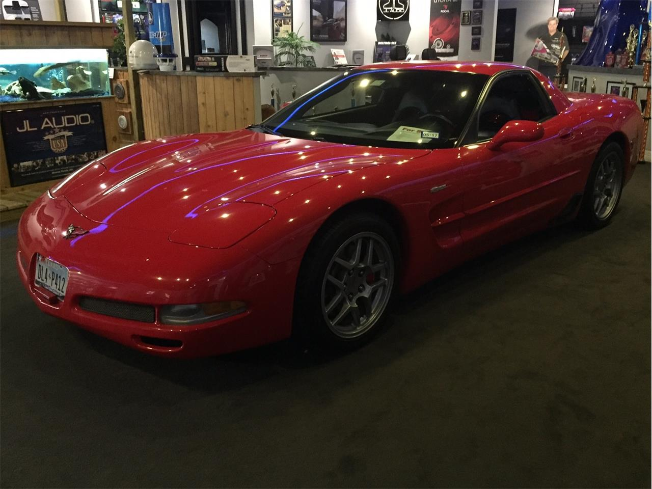 Large Picture of '04 Corvette  - KHCC