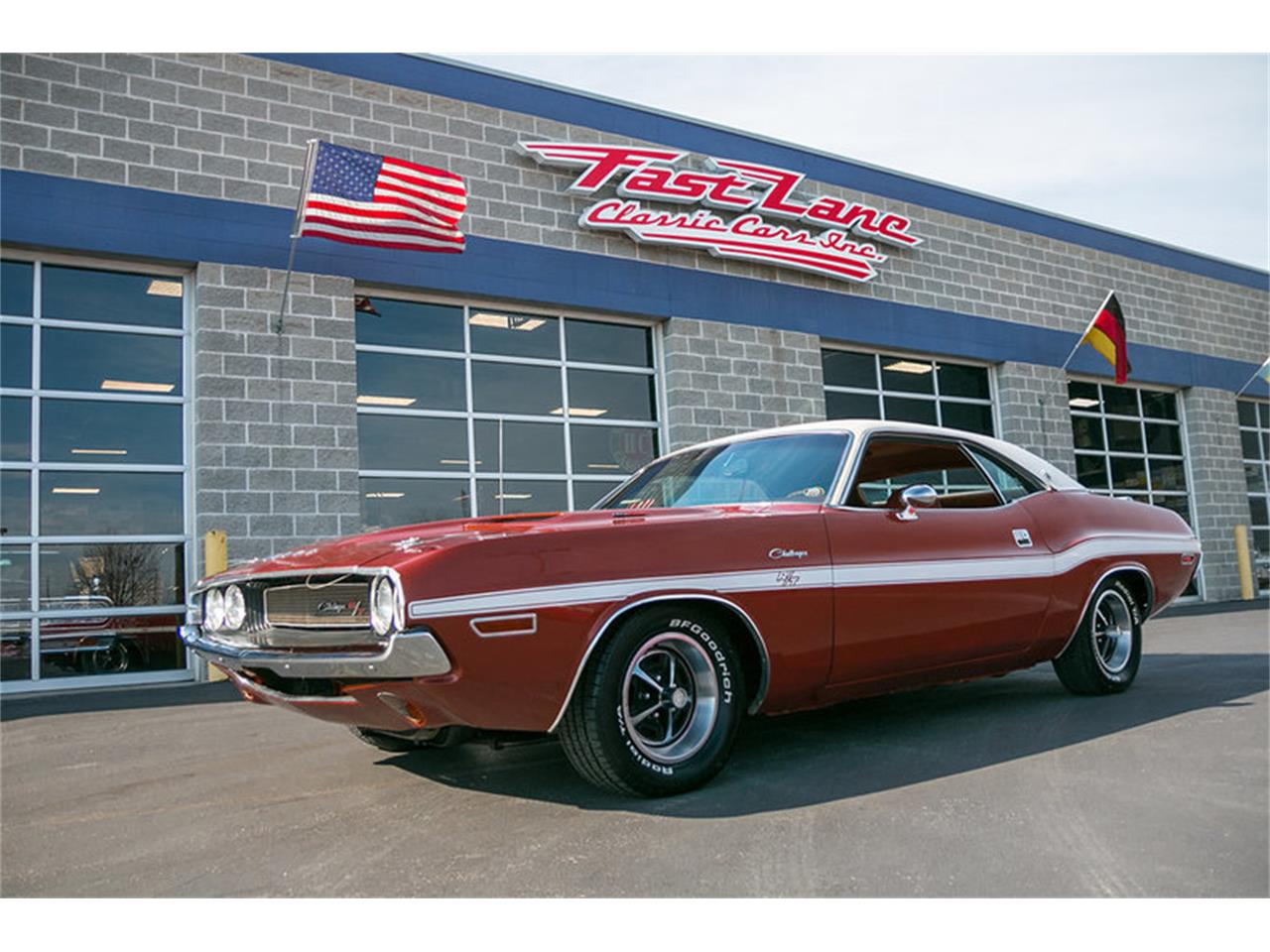 Large Picture of '70 Dodge Challenger - $47,995.00 - KHEB