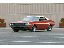 Picture of 1970 Challenger located in St. Charles Missouri - $47,995.00 Offered by Fast Lane Classic Cars Inc. - KHEB