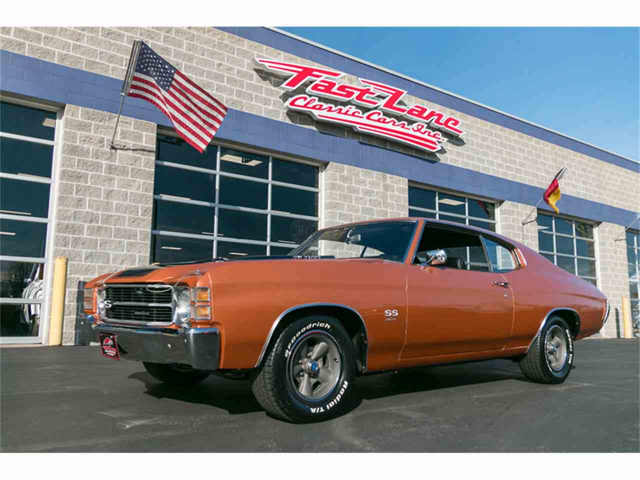 Large Picture of Classic 1971 Chevelle - KHEC