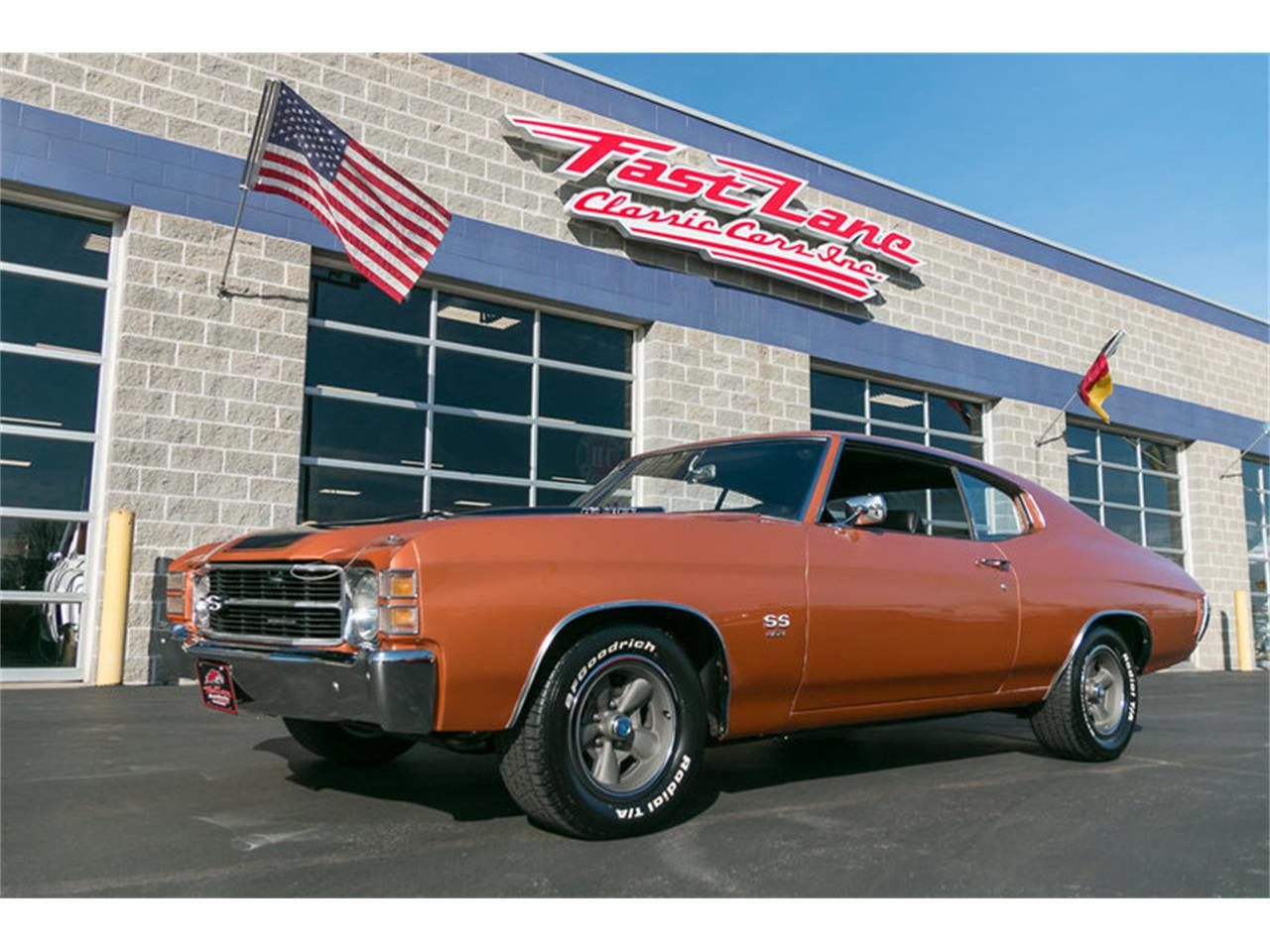 Large Picture of Classic 1971 Chevrolet Chevelle - $47,500.00 - KHEC