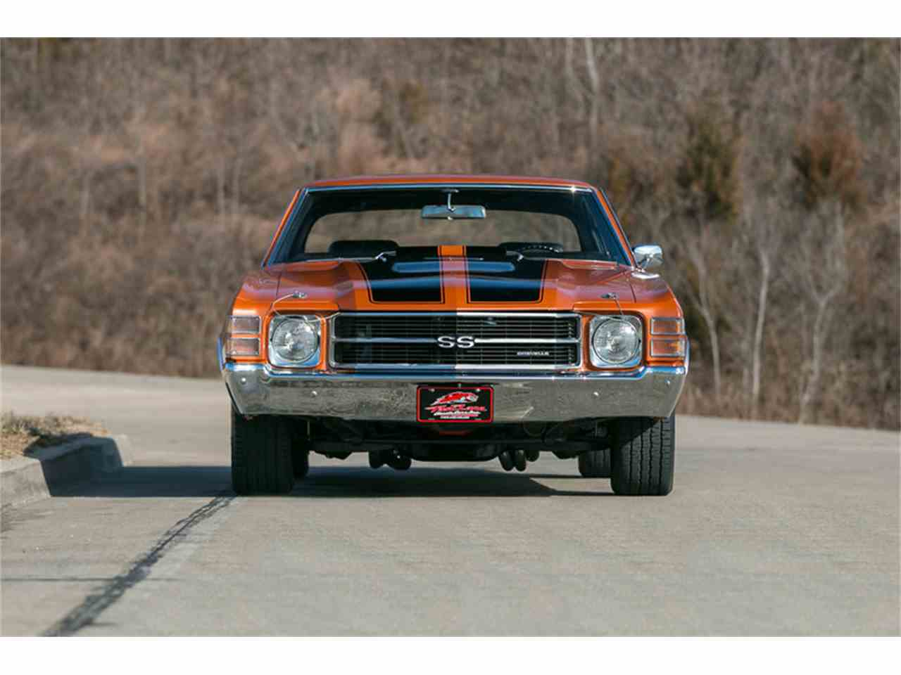 Large Picture of Classic 1971 Chevelle located in Missouri - $47,500.00 Offered by Fast Lane Classic Cars Inc. - KHEC