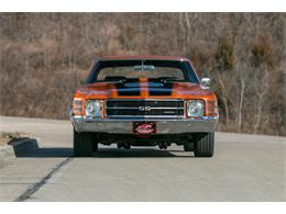 Picture of Classic 1971 Chevrolet Chevelle located in St. Charles Missouri Offered by Fast Lane Classic Cars Inc. - KHEC