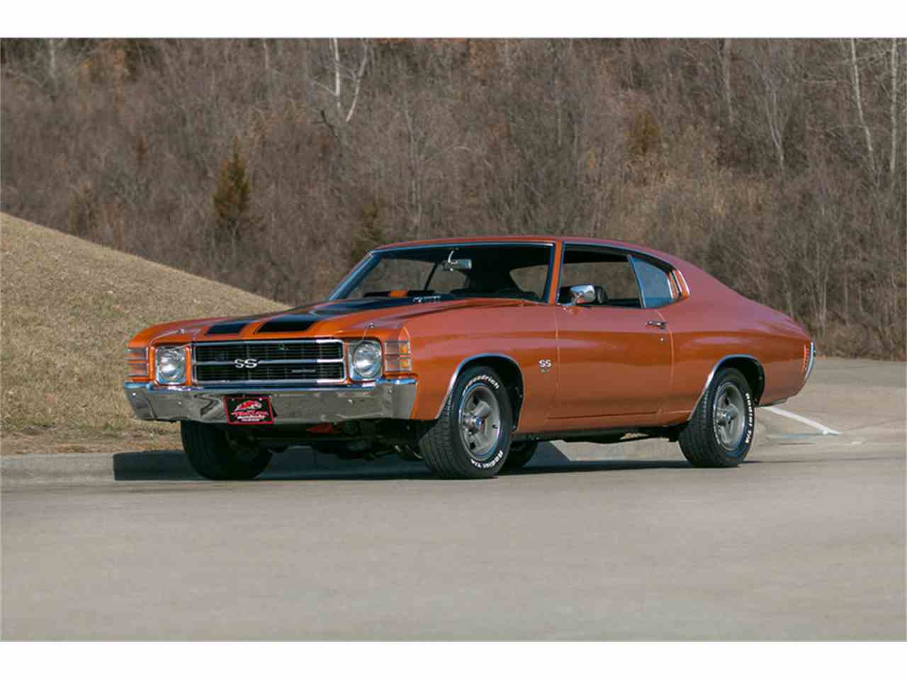Large Picture of '71 Chevelle located in Missouri - $47,500.00 Offered by Fast Lane Classic Cars Inc. - KHEC