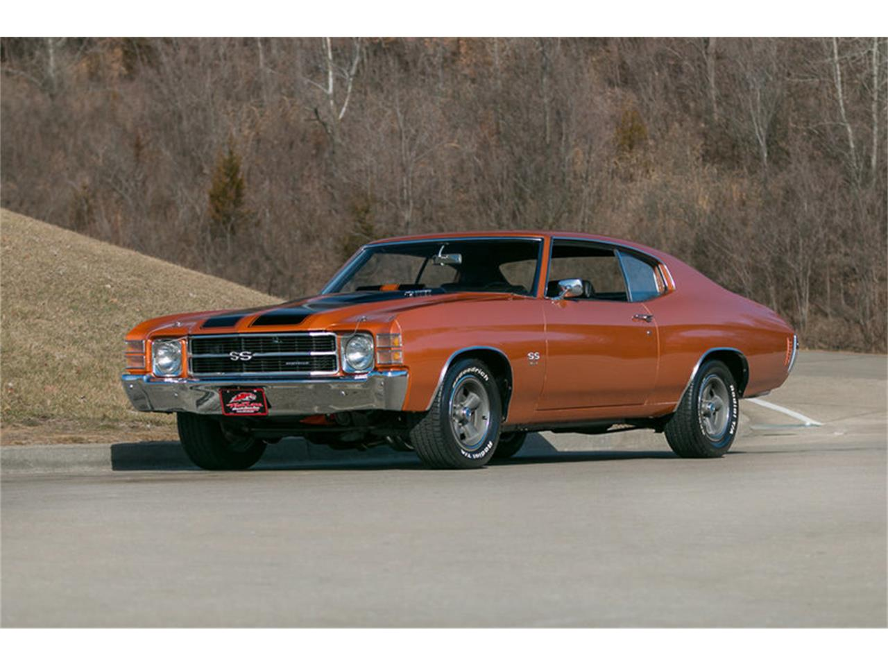 Large Picture of 1971 Chevrolet Chevelle Offered by Fast Lane Classic Cars Inc. - KHEC