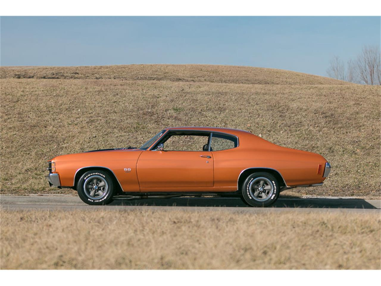 Large Picture of '71 Chevrolet Chevelle located in Missouri - KHEC