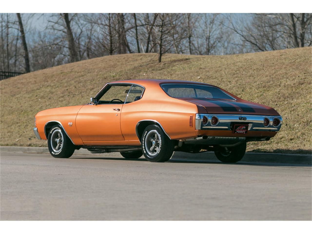 Large Picture of Classic 1971 Chevrolet Chevelle located in Missouri Offered by Fast Lane Classic Cars Inc. - KHEC