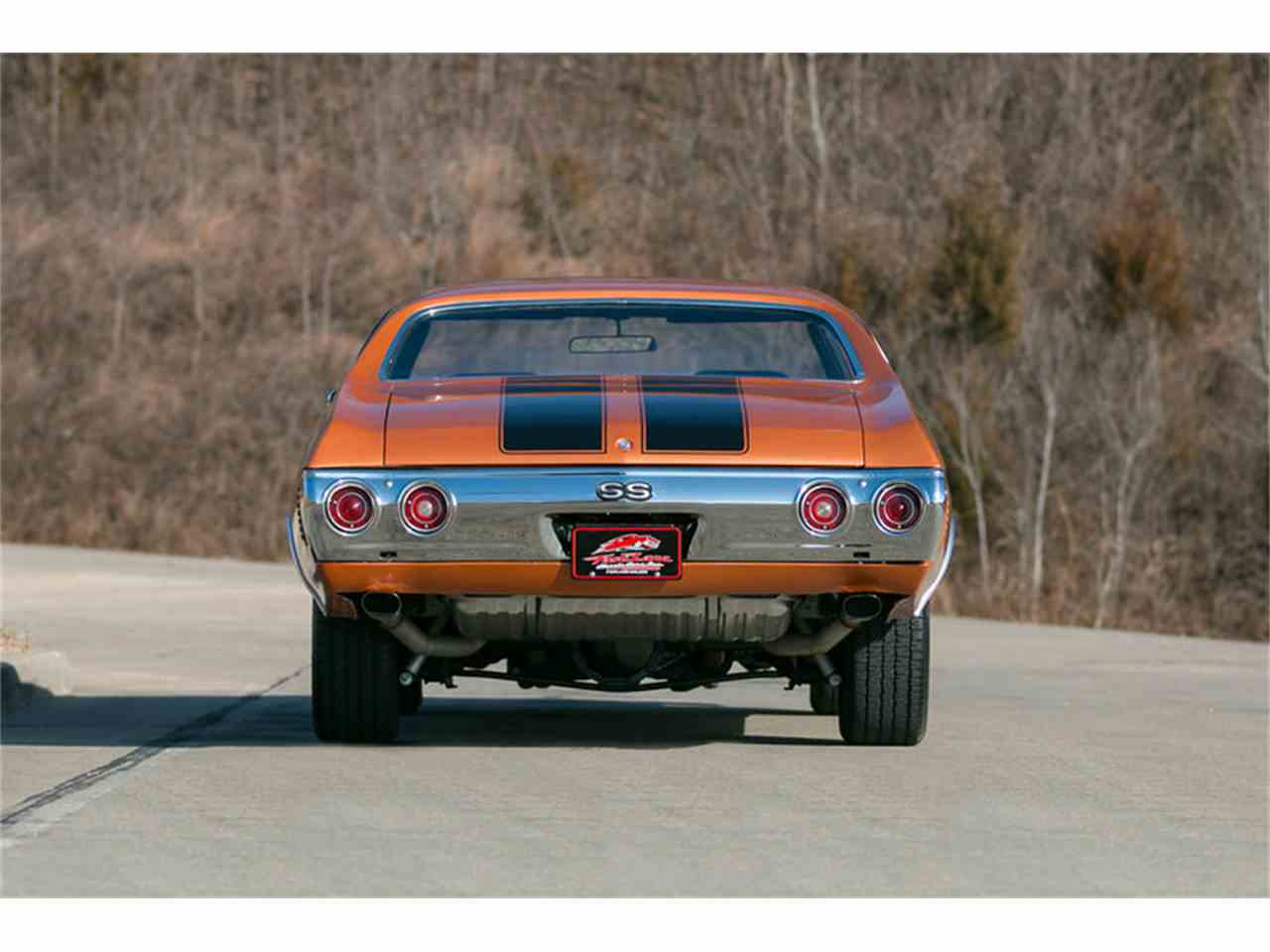 Large Picture of Classic '71 Chevrolet Chevelle - KHEC