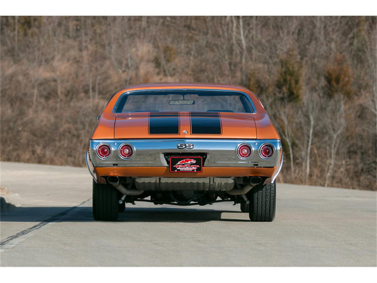 Large Picture of 1971 Chevrolet Chevelle located in St. Charles Missouri Offered by Fast Lane Classic Cars Inc. - KHEC