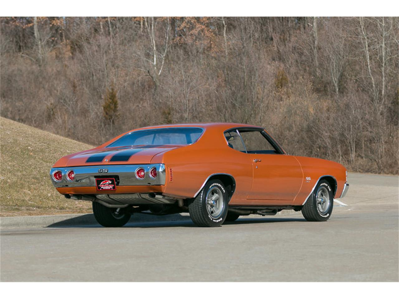 Large Picture of Classic '71 Chevrolet Chevelle located in St. Charles Missouri Offered by Fast Lane Classic Cars Inc. - KHEC