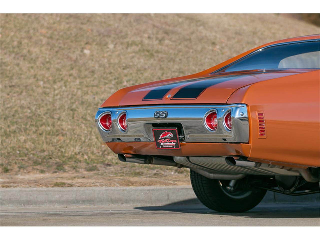 Large Picture of Classic 1971 Chevelle located in St. Charles Missouri - $47,500.00 Offered by Fast Lane Classic Cars Inc. - KHEC