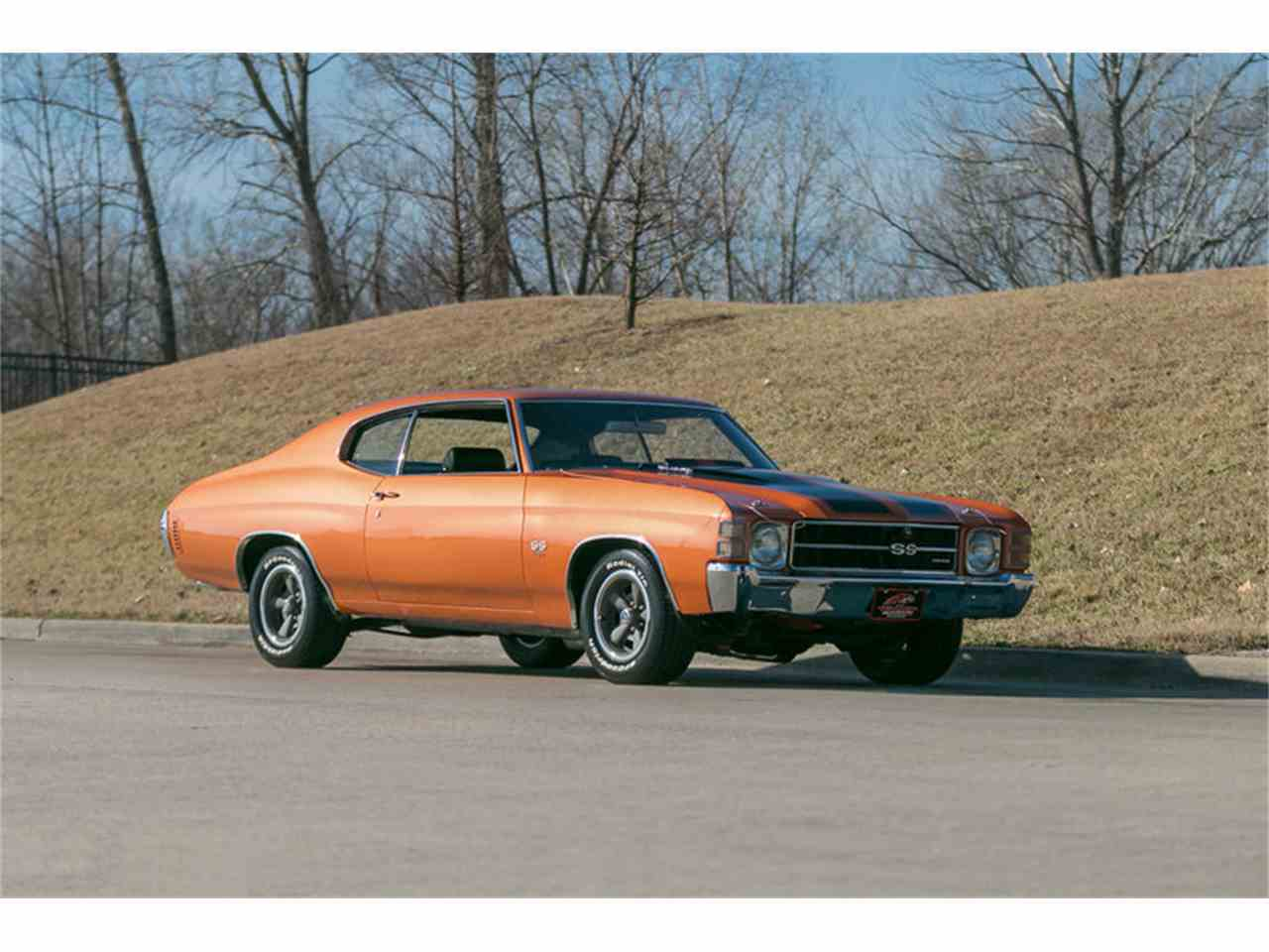 Large Picture of Classic '71 Chevelle located in Missouri - $47,500.00 Offered by Fast Lane Classic Cars Inc. - KHEC