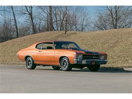Picture of '71 Chevrolet Chevelle located in St. Charles Missouri Offered by Fast Lane Classic Cars Inc. - KHEC