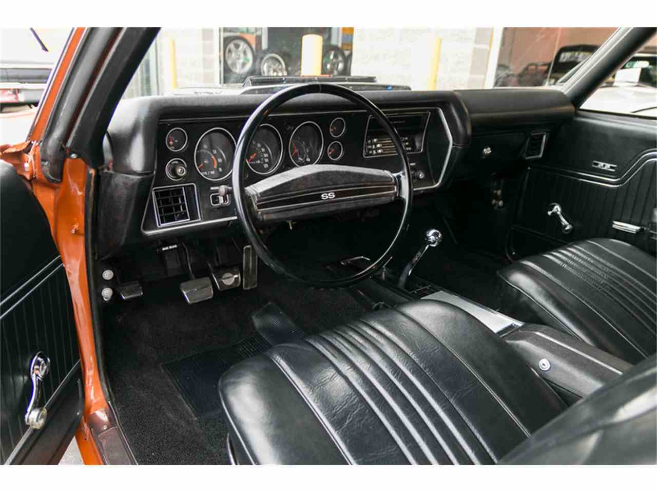 Large Picture of 1971 Chevrolet Chevelle located in St. Charles Missouri - $47,500.00 - KHEC