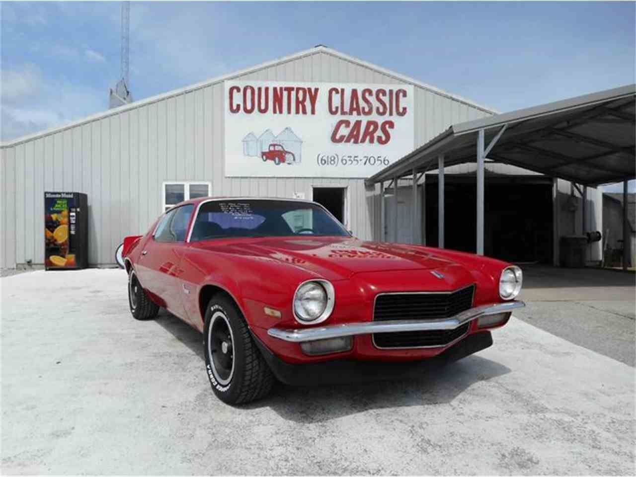 Large Picture of '71 Camaro - KHFC