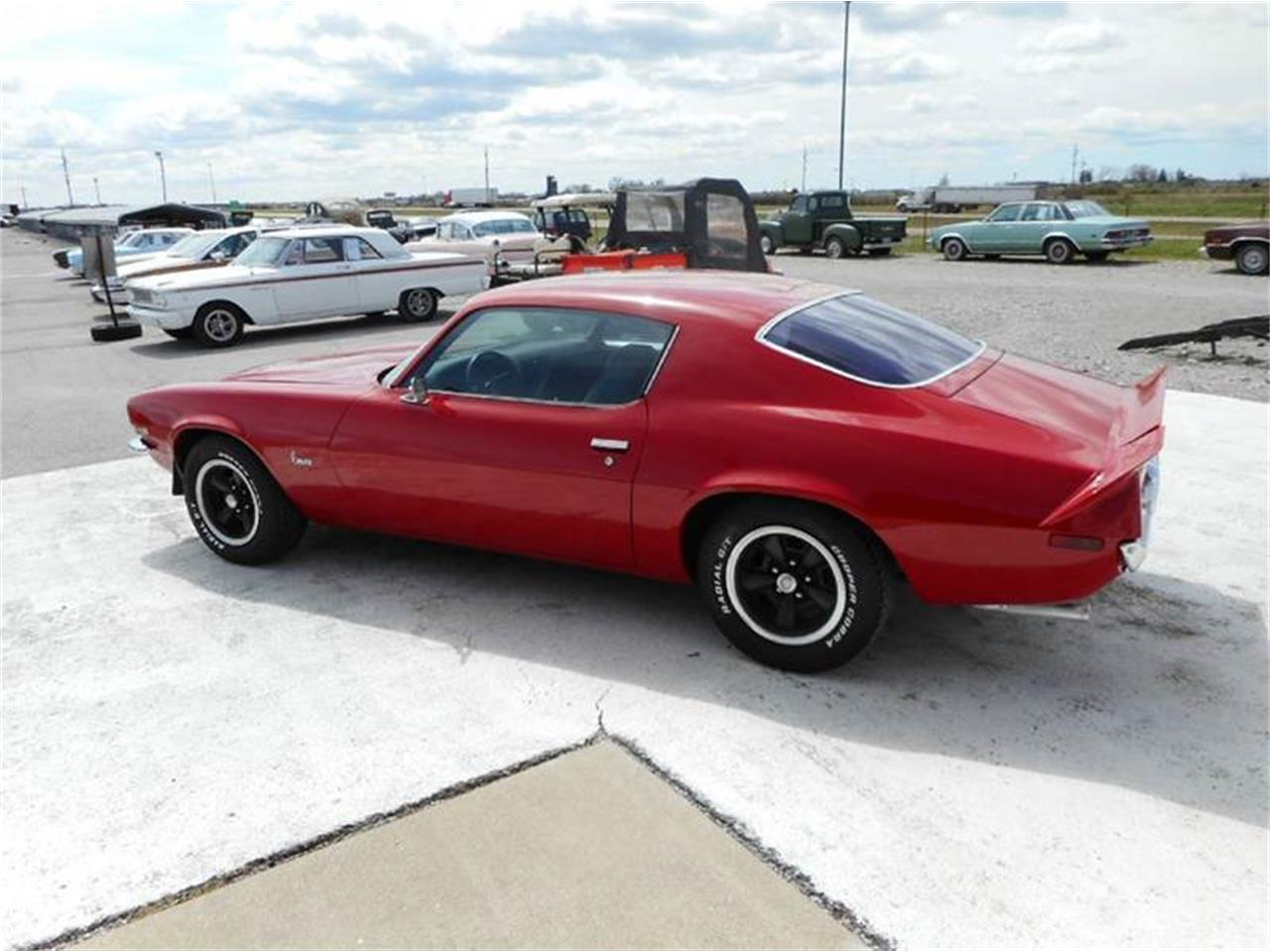 Large Picture of 1971 Camaro - KHFC