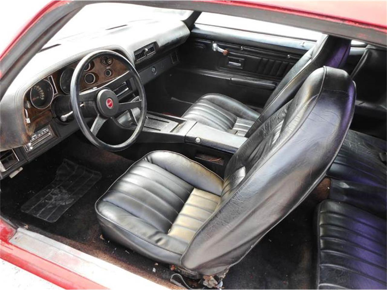 Large Picture of Classic 1971 Camaro located in Staunton Illinois Offered by Country Classic Cars - KHFC