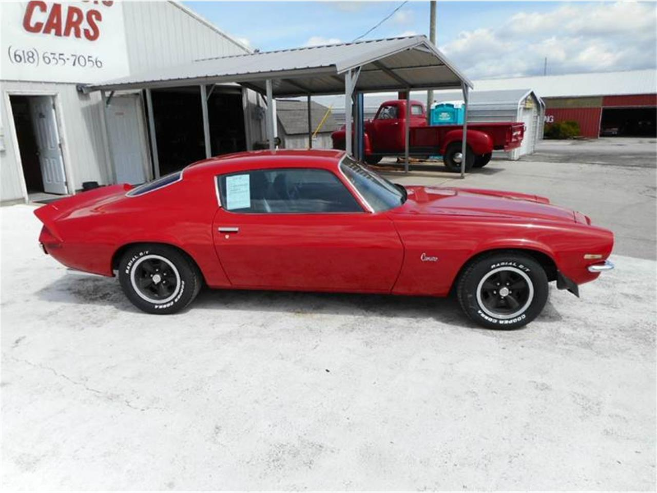 Large Picture of '71 Chevrolet Camaro Offered by Country Classic Cars - KHFC