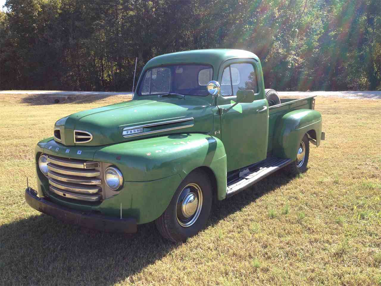 1948 Ford F1 For Sale Cc 955771 Grain Truck Large Picture Of 48 Khh7