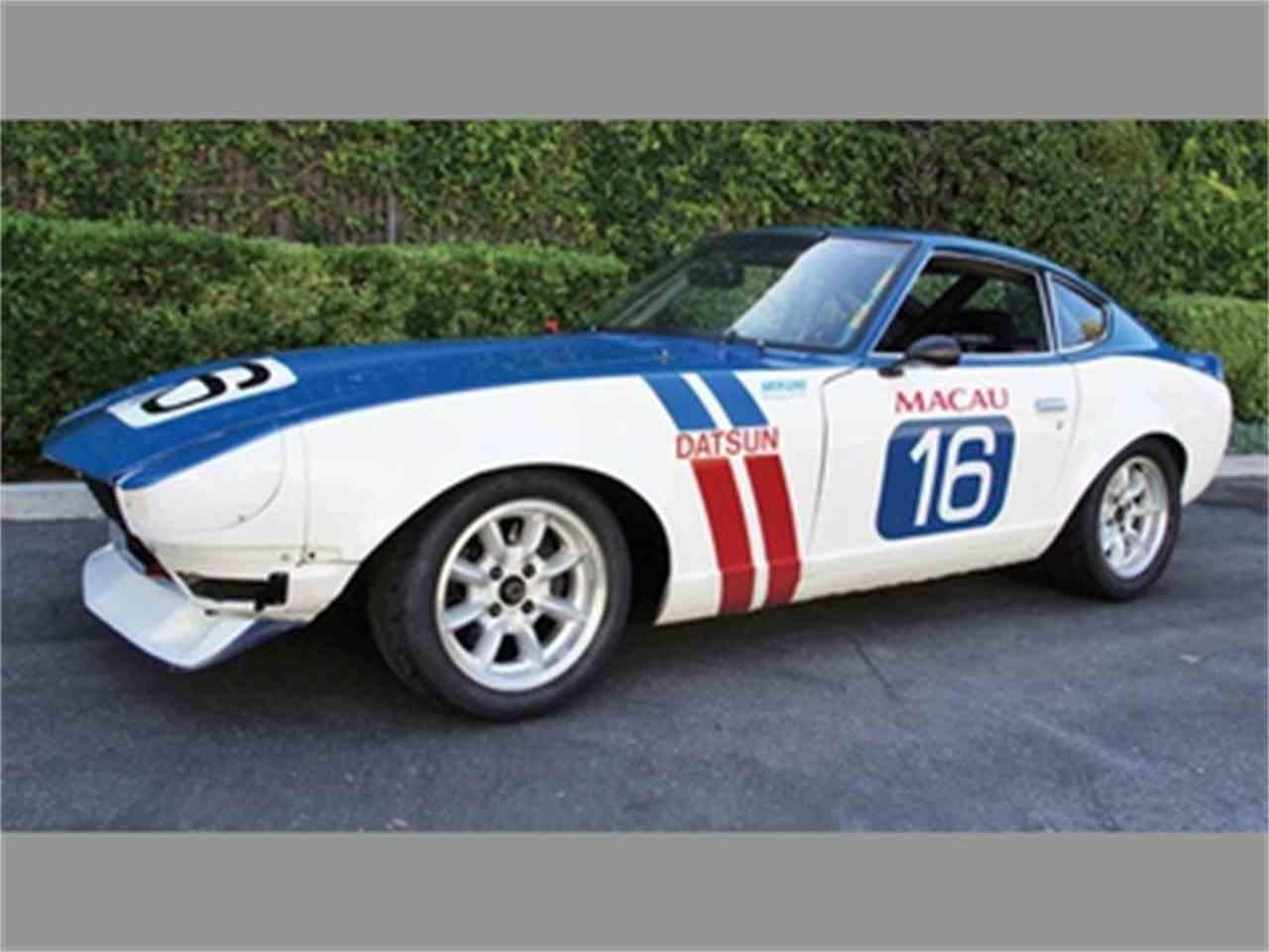 1970 Datsun 240Z Historic Macau F.I.A Race Car for Sale ...