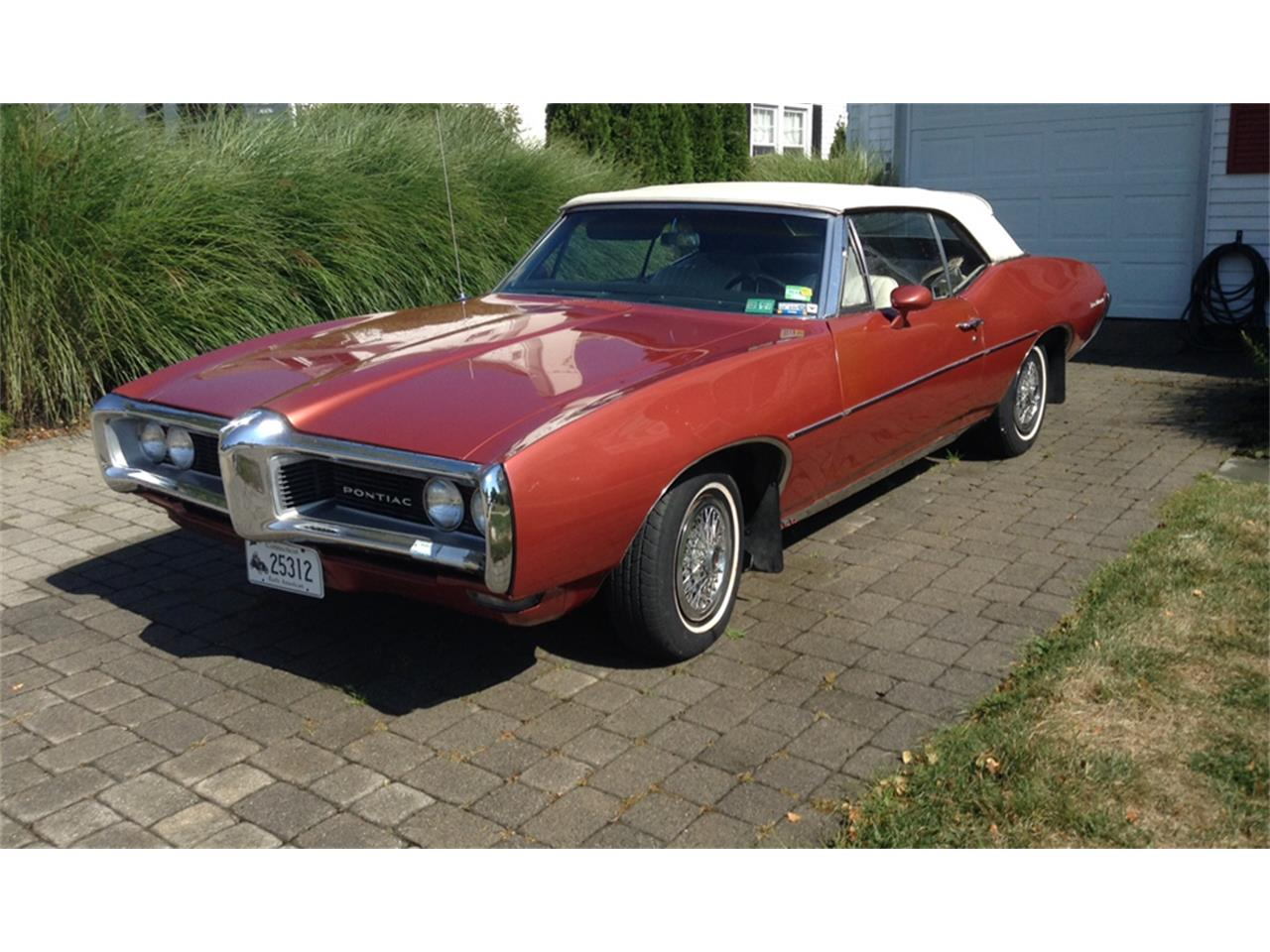 Large Picture of '68 Pontiac LeMans located in New London Connecticut Offered by a Private Seller - KHIF