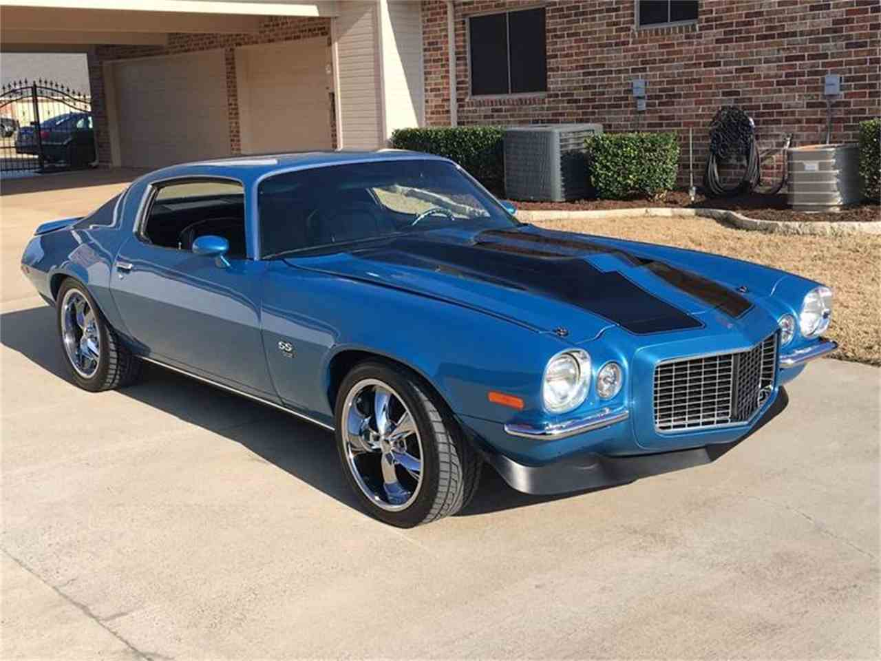 1970 chevrolet camaro ss for sale cc. Black Bedroom Furniture Sets. Home Design Ideas