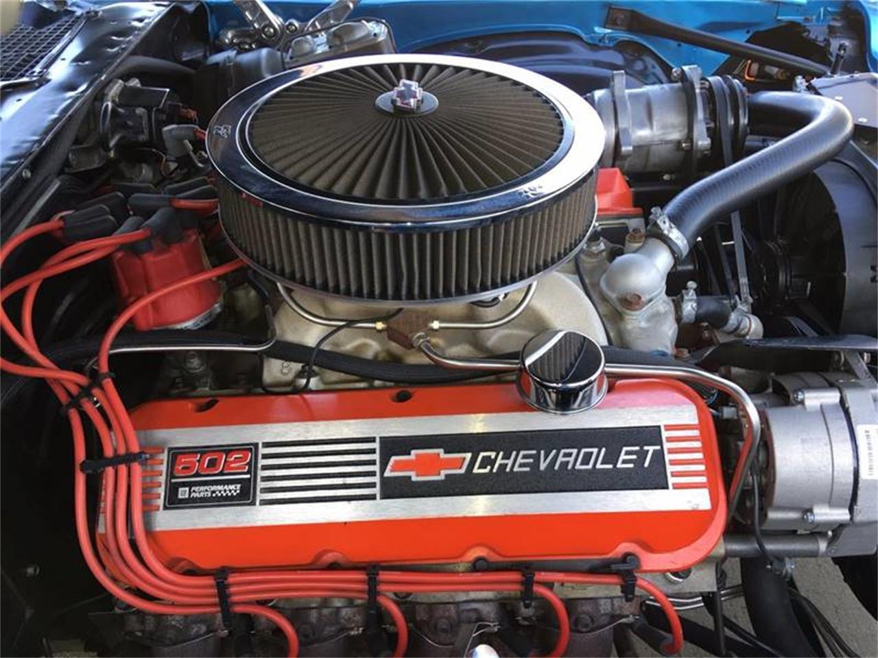 Large Picture of '70 Camaro SS - KHIK
