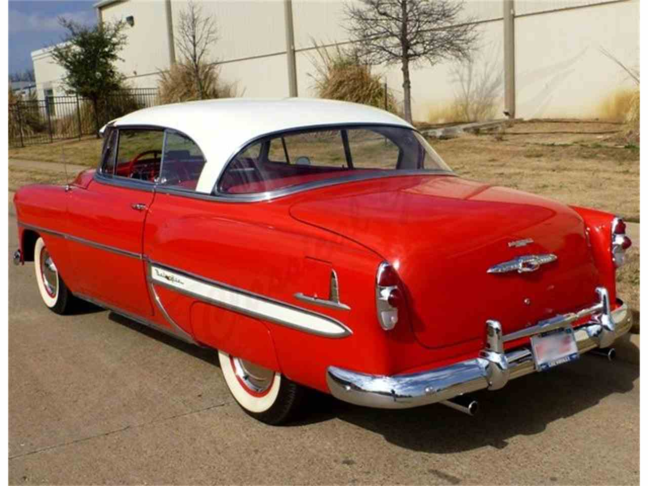 Large Picture of '53 Bel Air - KHMA