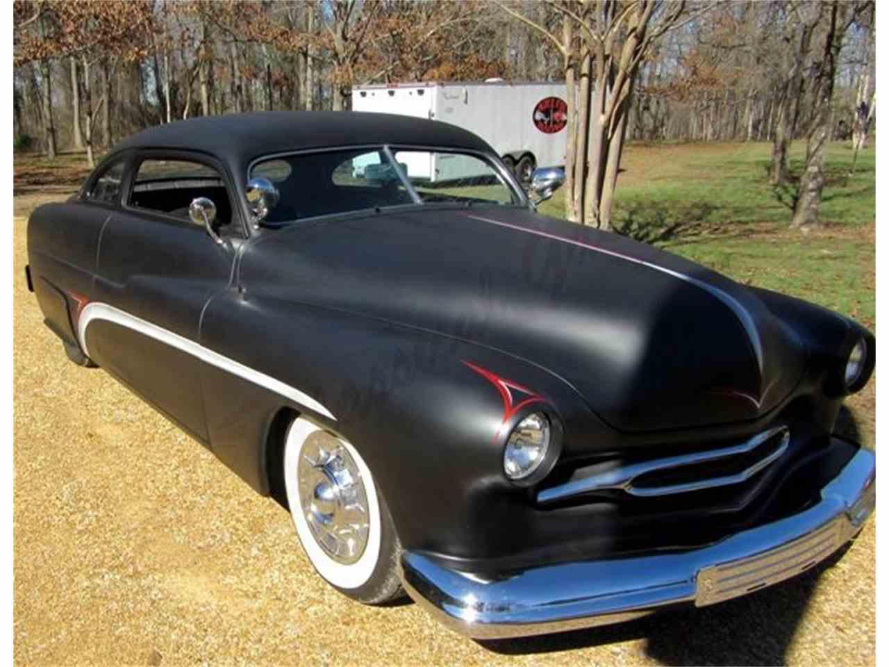1951 mercury custom for sale cc 955956. Black Bedroom Furniture Sets. Home Design Ideas