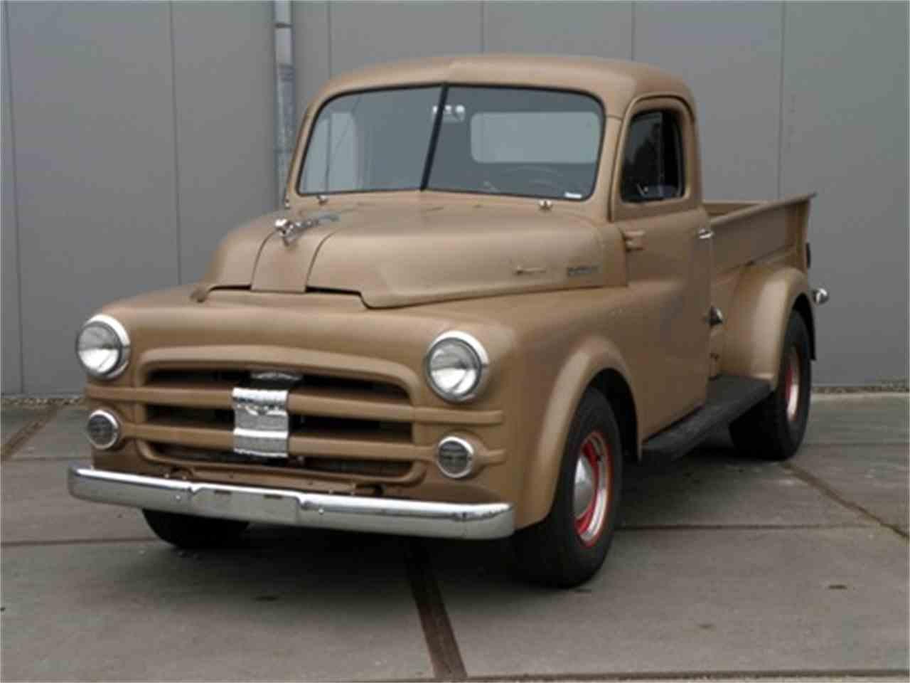1952 Dodge Pickup for Sale | ClicCars.com | CC-955970