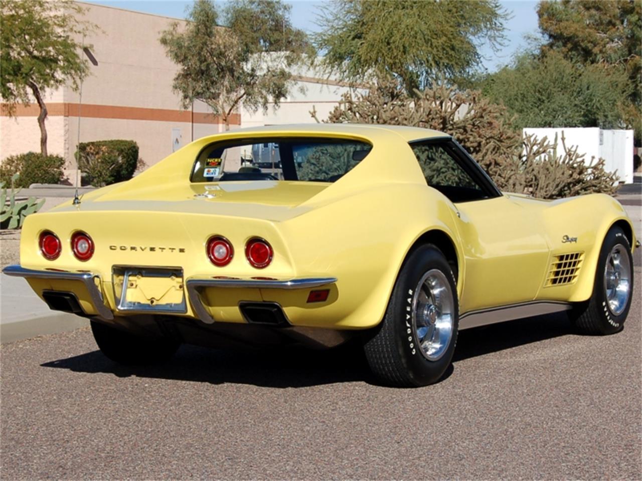 Large Picture of '70 Corvette - KHN4